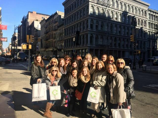 Custom NYC Shopping Tours
