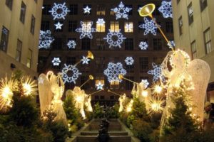 holiday lights new york